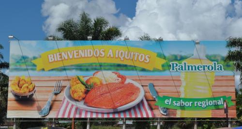 palm oil billboard