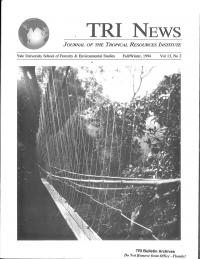 TRI News Vol 13 No 2